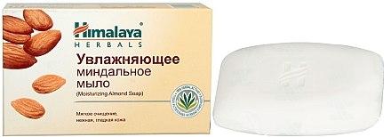 Feuchtigkeitsspendende Seife mit Mandelöl - Himalaya Herbals — Bild N1