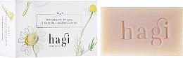 Düfte, Parfümerie und Kosmetik Naturseife mit Brennholzöl - Hagi Soap