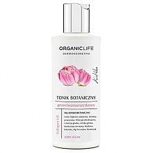Düfte, Parfümerie und Kosmetik Erfrischendes Gesichtstonikum für normale und Mischhaut - Organic Life Dermocosmetics Collagen Lift
