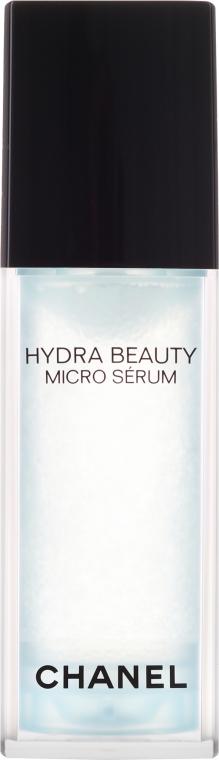 Feuchtigkeitsspendendes Gesichtsserum - Chanel Hydra Beauty Micro Serum — Bild N2