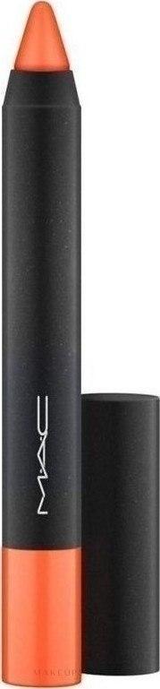 Matter Lippenstift - MAC Velvetease Lip Pencil — Bild Temper Tantrum