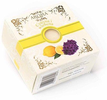 Seife Verbena und Zitrone - Delicate Organic Aroma Soap Verbena and Lemon — Bild N1