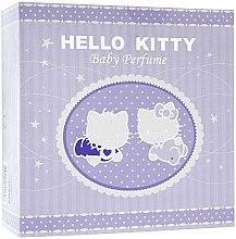 Düfte, Parfümerie und Kosmetik Koto Parfums Hello Kitty Baby - Duftset (Eau de Toilette 100ml + Gestrickte Babyschuhe)