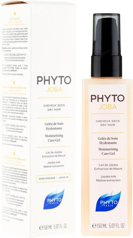 Feuchtigkeitsspendendes Haargel mit Malvenextrakt und Jojoba-Milch - Phyto Phyto Joba Moisturizing Care Gel — Bild N1
