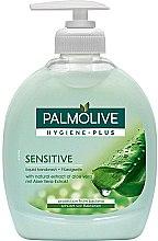 Düfte, Parfümerie und Kosmetik Flüssigseife Aloe Vera - Palmolive Hygiene-Plus Sensitive