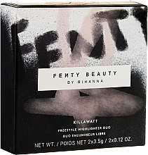 Düfte, Parfümerie und Kosmetik Highlighter - Fenty Beauty Killawatt Freestyle Highlighter