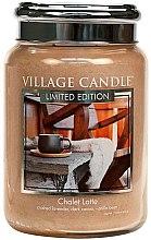 Duftkerze Chalet Latte - Village Candle Chalet Latte Glass Jar — Bild N1