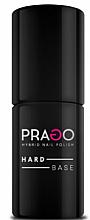 Düfte, Parfümerie und Kosmetik UV Hybrid-Nagelunterlack - Prago Hard Base