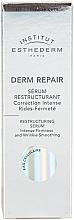 Düfte, Parfümerie und Kosmetik Straffendes Anti-Aging Gesichtsserum - Institut Esthederm Derm Repair Restructuring Serum