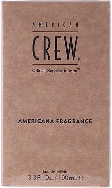 American Crew Americana Fragrance - Eau de Toilette  — Bild N1