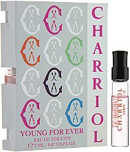 Düfte, Parfümerie und Kosmetik Charriol Young For Ever - Eau de Toilette (Probe)