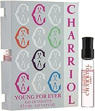 Charriol Young For Ever - Eau de Toilette (Probe)  — Bild N1