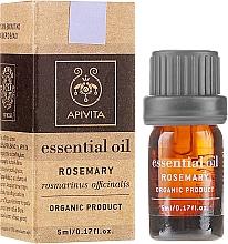 Düfte, Parfümerie und Kosmetik Ätherisches Rosmarinöl - Apivita Aromatherapy Organic Rosemary Oil