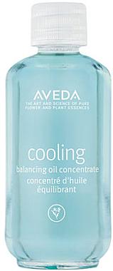 Kühlendes Körperöl mit Pfefferminze und Kamille - Aveda Cooling Balancing Oil Concentrate — Bild N1