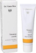 Düfte, Parfümerie und Kosmetik Getönte Tagescreme für das Gesicht - Dr. Hauschka Tinted Day Cream