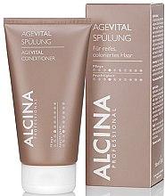 Düfte, Parfümerie und Kosmetik Haarspülung für reifes, coloriertes Haar - Alcina AgeVital Conditioner