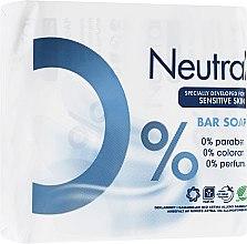Düfte, Parfümerie und Kosmetik Parfümierte Körperseife - Neutral Bar Soap