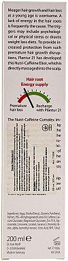 Pflegendes Haarelixier gegen Haarausfall mit Koffein - Plantur Nutri Coffeine Elixir — Bild N4