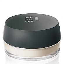 Düfte, Parfümerie und Kosmetik Loser Fixierpuder - Make Up Factory Loose Powder Fixing