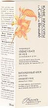 Düfte, Parfümerie und Kosmetik Erfrischende und tonisierende Vitamincreme mit Avocado- und Jojobaöl - Le Cafe de Beaute Vitamin Cream Visage