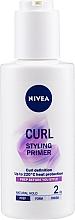 Düfte, Parfümerie und Kosmetik Stylinggel für welliges und lockiges Haar - Nivea Styling Primer Curl