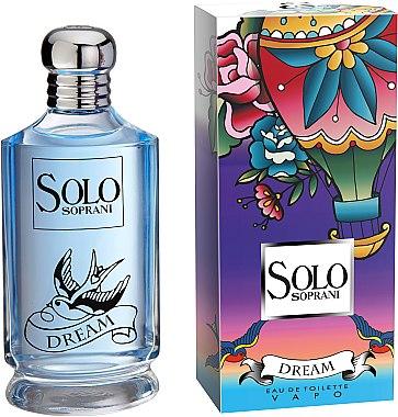 Luciano Soprani Solo Dream - Eau de Toilette — Bild N1