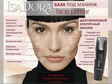 Make-up Base - IsaDora Under Cover Face Primer — Bild N4