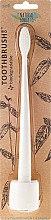 Düfte, Parfümerie und Kosmetik Zahnbürste mit Ständer weich weiß - The Natural Family Co Bio Brush & Stand Ivory Desert