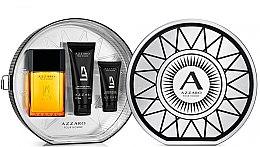 Düfte, Parfümerie und Kosmetik Azzaro Pour Homme - Duftset (Eau de Toilette/100ml+Shampoo/100ml+After Shave Balsam/50ml)