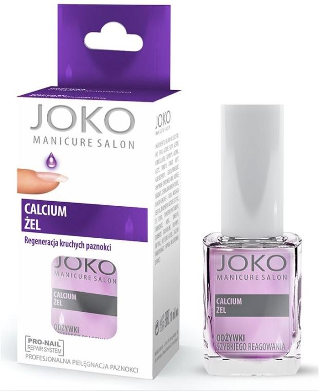 Calcium-Nagelschutzgel - Joko Calcium Gel — Bild N1