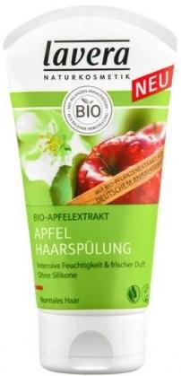 Haarspülung mit Bio-Apfelextrakt für normales Haar - Lavera Apfel Conditioner — Bild N1