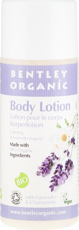 Beruhigende Körperlotion - Bentley Organic Body Care Calming Body Lotion — Bild N1