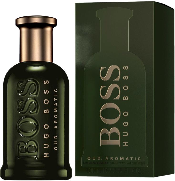 Hugo Boss Boss Bottled Oud Aromatic - Eau de Parfum — Bild N2