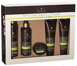 Düfte, Parfümerie und Kosmetik Haarpflegeset - Macadamia Professional Voluminous Blowout (Haarcreme 57ml + Haarlotion 198ml + Haarmousse 171ml + Haarcreme 148ml + Haarcreme 148ml)