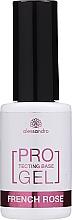 Düfte, Parfümerie und Kosmetik Naturnagelverstärkung - Alessandro International Protectig Base Gel French Rose