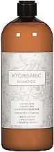 Düfte, Parfümerie und Kosmetik Haarshampoo mit schwarzem Tee und Bambus - Kyo Kyorganic Shampoo