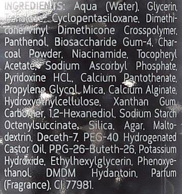 Gesichtsserum mit Aktivkohle für fettige und Mischhaut - Bielenda Carbo Detox Serum — Bild N3