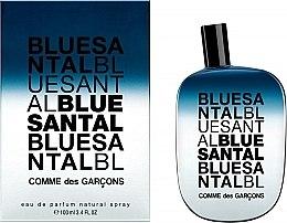 Düfte, Parfümerie und Kosmetik Comme des Garcons Blue Santal - Eau de Parfum