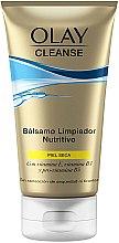Düfte, Parfümerie und Kosmetik Nährender Körperbalsam für trockene Haut - Olay Cleanse Gel Dry Skin