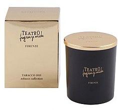 Düfte, Parfümerie und Kosmetik Duftkerze Tabacco 1815 - Teatro Fragranze Uniche Tabacco Scented Candle Luxury Collection