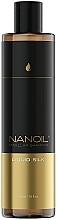 Düfte, Parfümerie und Kosmetik Mizellenshampoo mit flüssiger Seide - Nanoil Liquid Silk Micellar Shampoo
