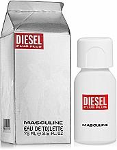 Düfte, Parfümerie und Kosmetik Diesel Plus Plus Masculine - Eau de Toilette