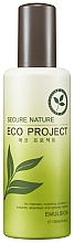 Düfte, Parfümerie und Kosmetik Intensiv feuchtigkeitsspendende, nährende und regenerierende Gesichtsemulsion - Secure Nature Eco Project Emulsion