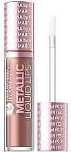 Düfte, Parfümerie und Kosmetik Flüssiger Lippenstift - Bell Hypo Metallic Liquid Lips