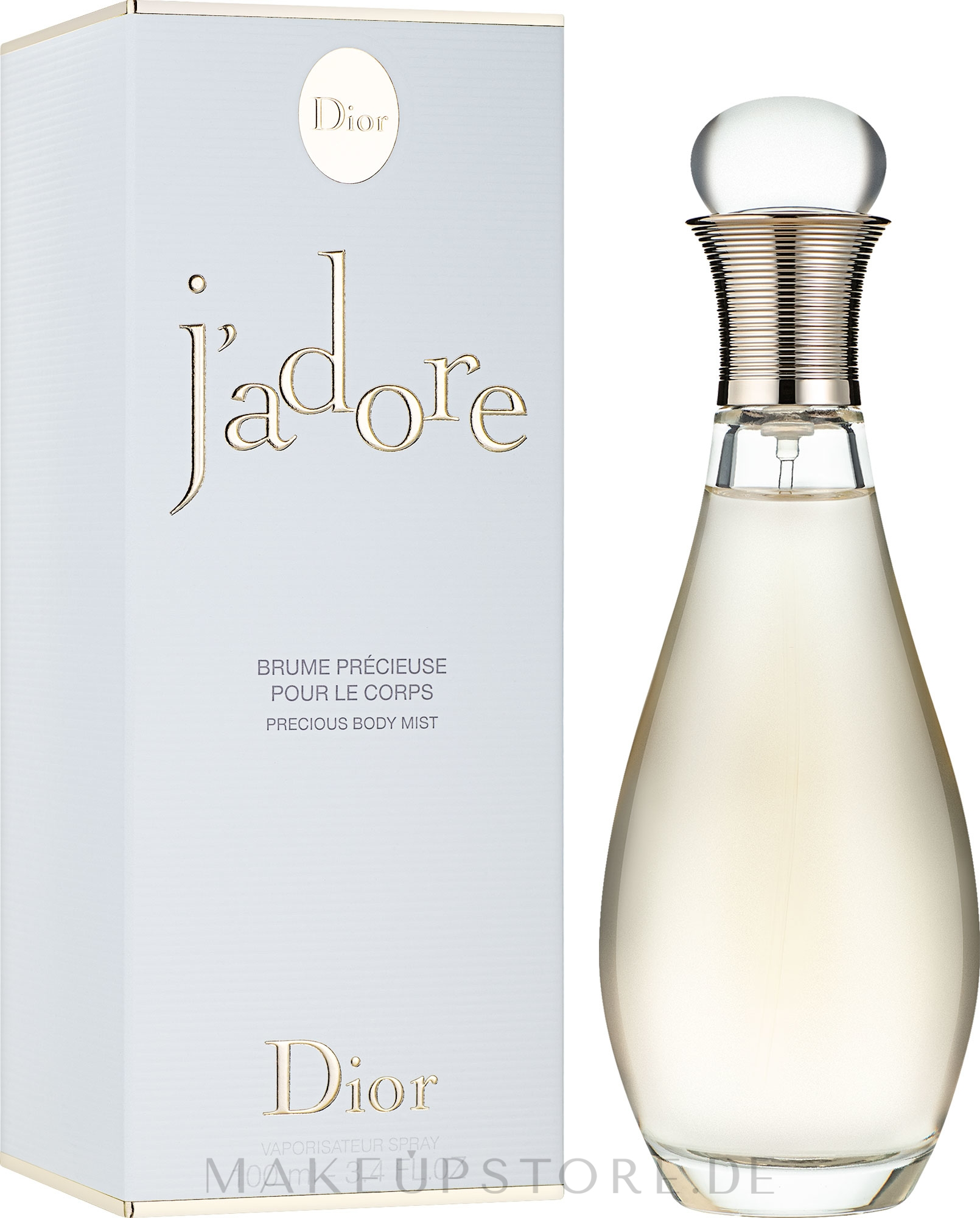 Dior J'Adore - Körperspray — Bild 100 ml