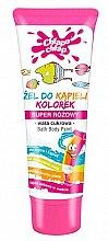 Düfte, Parfümerie und Kosmetik Duschgel für Kinder mit dem Duft von Zuckerwatte - Chlapu Chlap Bath & Shower Gel