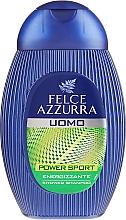 Düfte, Parfümerie und Kosmetik 2in1 Shampoo und Duschgel Dynamic - Paglieri Felce Azzurra Shampoo And Shower Gel For Man