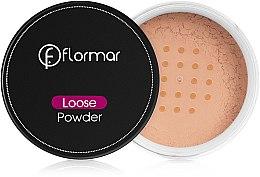 Düfte, Parfümerie und Kosmetik Loser Gesichtspuder - Flormar Loose Powder