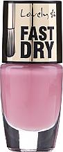 Düfte, Parfümerie und Kosmetik Nagellack - Lovely Fast Dry Nail Polish