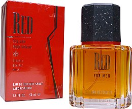 Giorgio Beverly Hills Red for Men - Eau de Toilette  — Bild N2